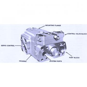Dansion gold cup piston pump P24L-3L1E-9A4-A0X-D0